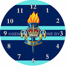 EDUCATION & TRAINING SERVICE GLASS WALL CLOCK