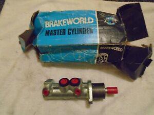 Fiat Panda, Regata, Uno, Citivan NOS Brakeworld Brake Master Cylinder