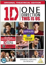 One Direction: This Is Us [DVD] [2013] By Harry Styles,Zayn Malik.