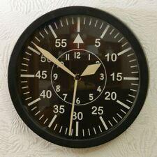 Wall Clock LACO Luftwaffe B-Uhr FL23883 Watch Military