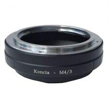 Konica-M4/3 Anello Adattatore Konica Ar Lente a Micro 4/3 Fotocamera Olympus Panasonic