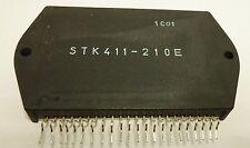 STK411-210E / IC / SIP / 1 PIECE (QZTY)