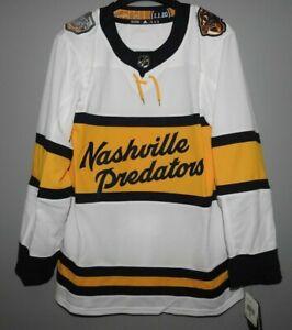 Authentic Adidas NHL Nashville Predators 2020 WC Hockey Jersey New Mens 42 $190