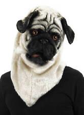 Mops Maske mit beweglichem Mund Cosplay Furry