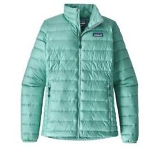 Patagonia Down Sweater Jacket Womens Small Vjosa Green NWT MSRP $229