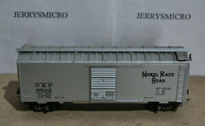 KADEE N SCALE NICKEL PLATE ROAD 40' STANDARD BOX CAR ROAD #NKP8502