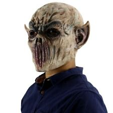 Halloween Latex Scary Mask Zombie Beast Full Face Mask Horror Stage Costume