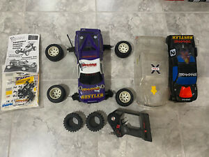 Traxxas Rustler Stadium Truck (Electric, RTR, Bandit body)