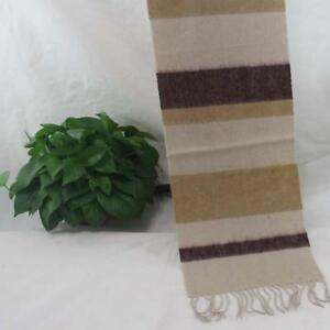 Sale New Vintage Cashmere Wool Soft Warm Scarves Small scarf 150x25cm 096