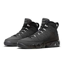 NIKE AIR JORDAN 9 RETRO BG GRADE SCHOOL KIDS SHOES SIZE US 6.5Y BLACK 302359-013