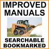 Case SR130 SR160 SR175 SV180 TR320 T4 Alpha Skid Steer Loader Service Manual USB