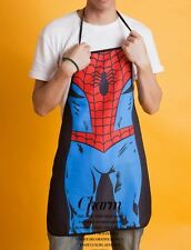 Creative Cartoon Anime Marvel Spider Man Superhero Cooking Funny Apron