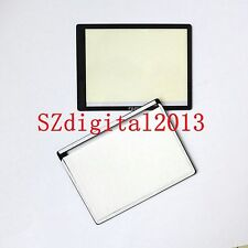 LCD Window Display (Acrylic) Outer Glass For Fuji FUJIFILM HS10 HS20 HS22 +Glue