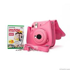 Fuji Instax Mini 9 pink Fujifilm Sofortbildkamera Sofortbild kit 1DP Filme und c