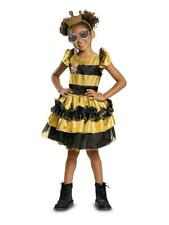 LOL Surprise! ~ QUEEN BEE ~ Halloween Costume ~ Child  S/P   4-6X ~ NEW
