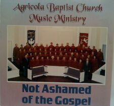 AGRICOLA BAPTIST CHURCH MUSIC MINISTRY - NOT ASHAMED OF THE GOSPEL