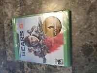 Gears Of War 5 - Xbox One Xbox One X Enhanced - Bonus Terminator Character Pack