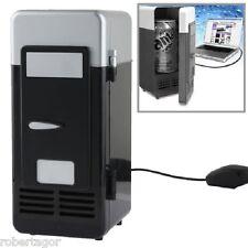 MINI RÉFRIGÈRATEUR RÉFRIGÉRATEUR CHAUFFE-PLAT CHAUD FROID USB ORDINATEUR PC