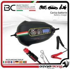 BC Battery KIT 2 caricabatterie 3500 EVO+ per batterie 12v fino a 150 Ah