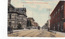 ST. THOMAS , Ontario , Canada, 00-10s ; Talbot Street , Looking East