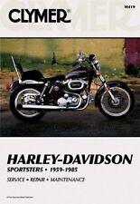 CLYMER SERVICE MANUAL HARLEY SPORTSTER 1959-1985 H CH XLCH XLH XLCR XLX XLS XL