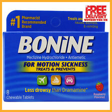 Bonine Motion Anti-Sickness Tablets