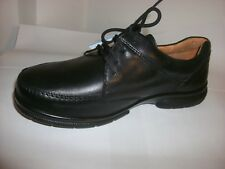 DB easyb Morgan Black Leather Laced Size 7(6v).