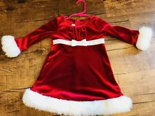 Toddler Girls Christmas Dress