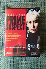 Prime Suspect: The Complete Collection (DVD, 2010, 9-Disc Set) Brand NEW