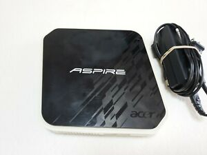 Acer Aspire R1600 Mini Desktop (4GB RAM & 250GB HDD) with Power Supply