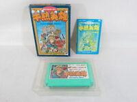 Famicom HANJYUKU HERO Nintendo Video Game Import JAPAN bcb  fc