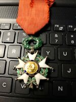 Legion of Honour Dated  1870 -SEE STORE WW1 RENCH MEDALS WE HAVE ALOT -TAKE LOOK