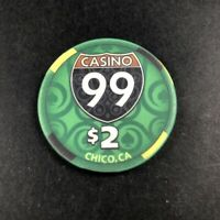 M8trix Casino 3 Casino Chip Red House Mold California Cg088657 San Jose Matrix Ebay