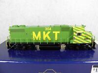 HO Athearn Genesis 65318 MKT Missouri-Kansas-Texas Katy GP38-2 Rd #304 DCC-Ready