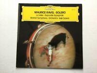 LP RAVEL Bolero La Valse RAPSODIE ESPAGNOLE Seiji Ozawa