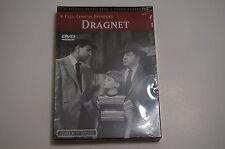 Golden Movie Classics Dragnet DVD 4 Full-length Episodes