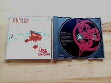 DEICIDE-ONCE UPON THE CROSS ORG CD 1995