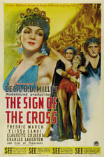 The Sign of the Cross Fredric March movie poster #22