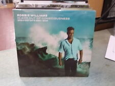 """ROBBIE WILLLIAMS """" IN AND OUT OF CONSCIOUSNESS """" 2CD 2010"""