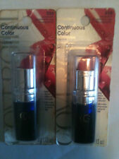 2x COVERGIRL CONTINUOUS COLOR LIPSTICK #550 POWERPINK