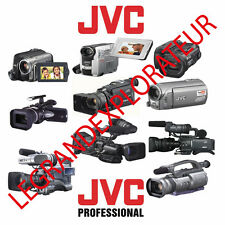 Ultimate JVC Camcorder Repair Service Manuals & Schematics  370 PDF manual s DVD