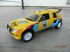 PEUGEOT 205 TURBO 16 Grand Raid 1/18 Ottomobile T16 Paris Dakar