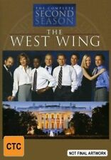 The West Wing : Season 2 : Part 1 (DVD, 2003, 3-Disc Set)