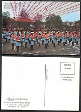 Tairei, Taiwan Postcard - Lih-Jen School - Rep. of China - Psalm Chorus