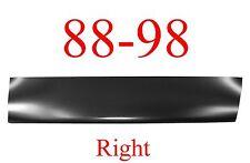 88 98 RIGHT Front Lower Door Skin Panel, Chevy, GMC, Truck, Crew Cab, Suburban
