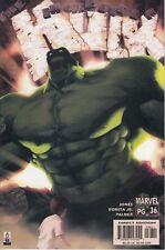 Marvel Comics The Incredible Hulk #36 of 101, 2002 Very Fine