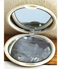 Origins Cream Compact Cosmetic Makeup Magnifying 3X Beautify Make-Up Mirrors New