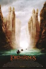 LORD OF THE RINGS Movie Poster - Fellowship Of The Ring Full Size Print - Statue