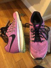 Nike Zoom Pegasus 32 Pink Running Shoes Sz  11 / 28 Cm