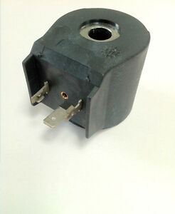 Ceme solenoid coil in various AC and DC voltages (round coil)       UK
